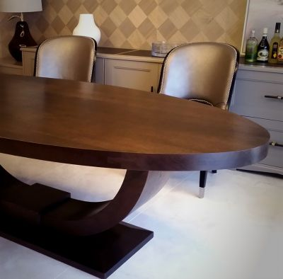 Bespoke Tables and Seating